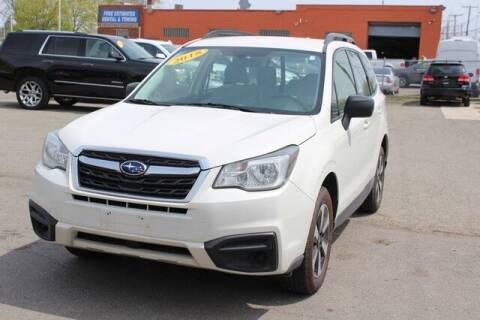 2018 Subaru Forester for sale at Road Runner Auto Sales WAYNE in Wayne MI