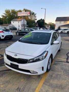 2017 Kia Forte for sale at Dream Auto Sales in South Milwaukee WI