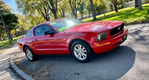 2008 Ford Mustang for sale at Island Auto Express in Grand Island NE