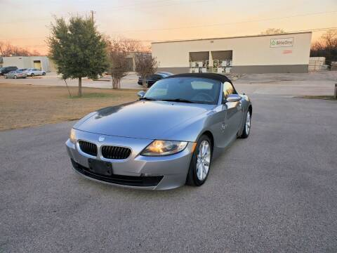 2006 BMW Z4 for sale at Image Auto Sales in Dallas TX