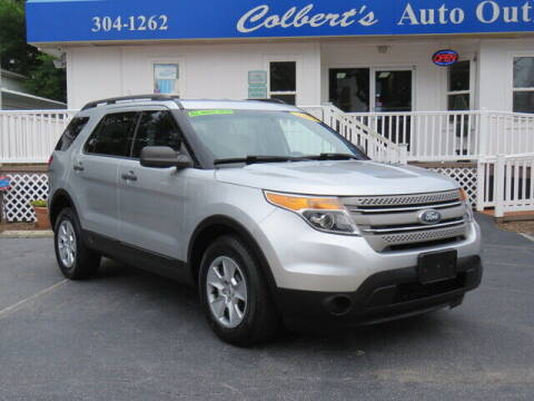 2013 Ford Explorer for sale at Colbert's Auto Outlet in Hickory NC