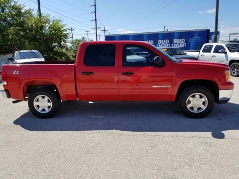 2007 GMC Sierra 1500 for sale at Key City Motors in Abilene TX