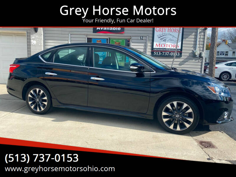 2017 Nissan Sentra for sale at Grey Horse Motors in Hamilton OH