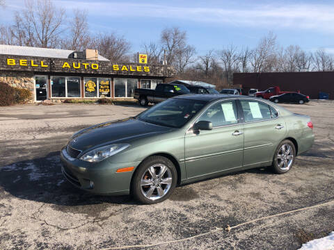 2006 Lexus ES 330 for sale at BELL AUTO & TRUCK SALES in Fort Wayne IN
