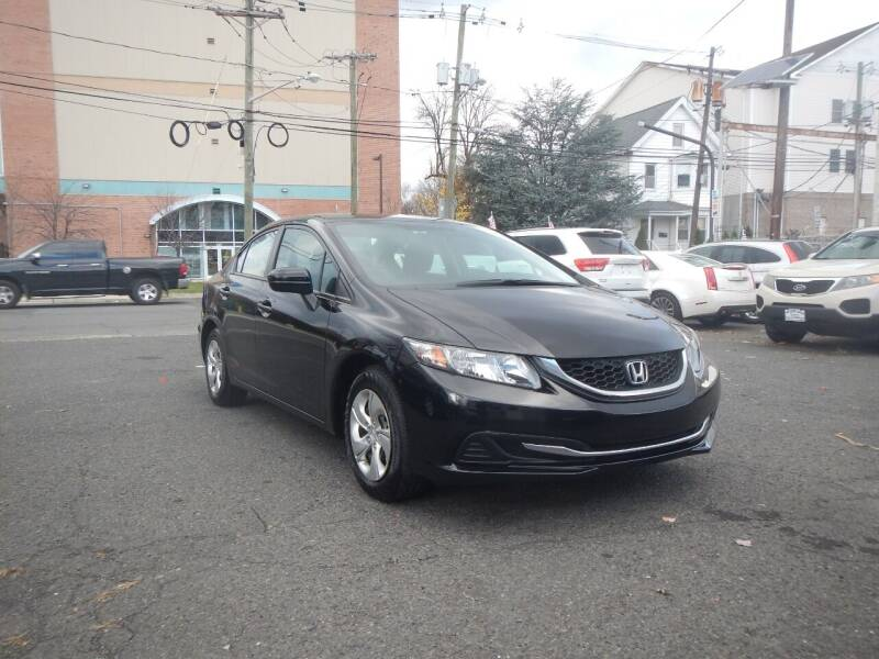 2014 Honda Civic for sale at 103 Auto Sales in Bloomfield NJ