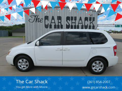 2008 Kia Sedona for sale at The Car Shack in Corpus Christi TX