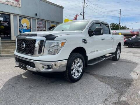 2016 Nissan Titan XD for sale at Bagwell Motors in Lowell AR
