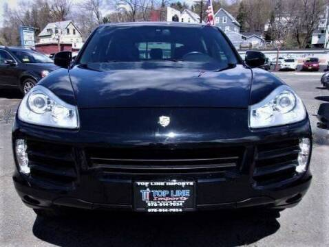 2010 Porsche Cayenne for sale at Top Line Import in Haverhill MA
