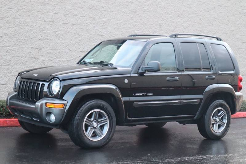2004 Jeep Liberty for sale at Overland Automotive in Hillsboro OR