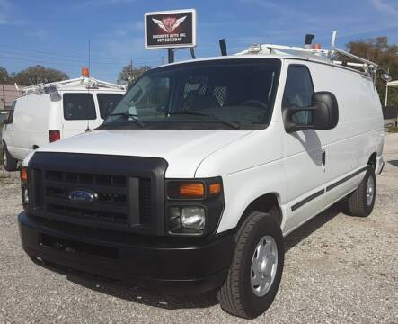 2008 Ford E-Series Cargo for sale at Sardonyx Auto Inc in Orlando FL