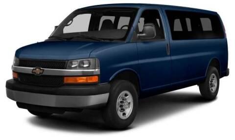 2012 Chevrolet Express Passenger for sale at Shamrock Group LLC #1 in Pleasant Grove UT