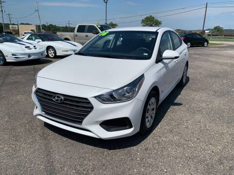 2018 Hyundai Accent for sale at Carmans Used Cars & Trucks in Jackson OH