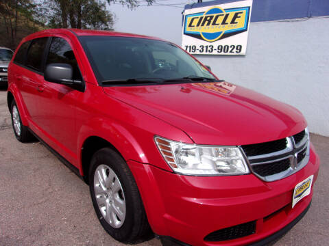 2015 Dodge Journey for sale at Circle Auto Center in Colorado Springs CO