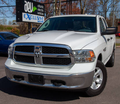 2015 RAM Ram Pickup 1500 for sale at EXCLUSIVE MOTORS in Virginia Beach VA