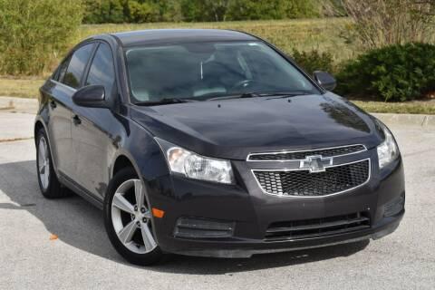 2014 Chevrolet Cruze for sale at Big O Auto LLC in Omaha NE