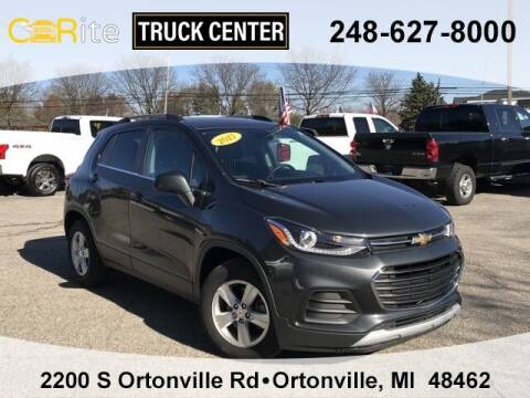 2017 Chevrolet Trax for sale at Carite Truck Center in Ortonville MI