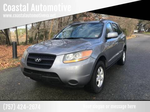 2008 Hyundai Santa Fe for sale at Coastal Automotive in Virginia Beach VA