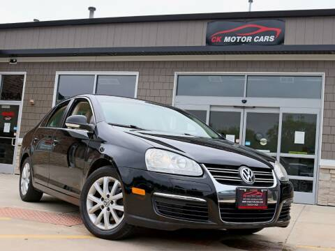 2010 Volkswagen Jetta for sale at CK MOTOR CARS in Elgin IL