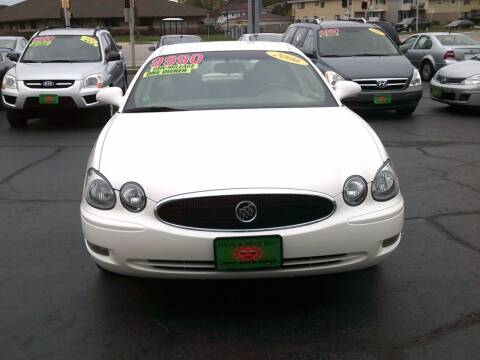 2006 Buick LaCrosse for sale at JIMS AUTO MART INC in Milwaukee WI