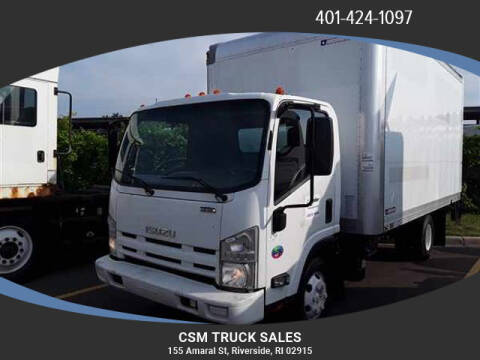 2011 Isuzu NPR for sale at CSM TRUCK SALES in Riverside RI