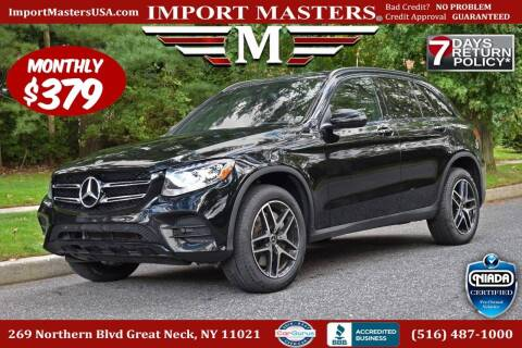 2019 Mercedes-Benz GLC for sale at European Masters in Great Neck NY