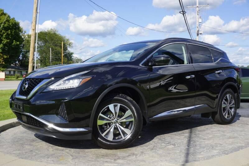 2019 Nissan Murano for sale at Platinum Motors LLC in Heath OH