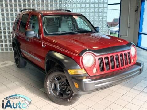 2005 Jeep Liberty for sale at iAuto in Cincinnati OH