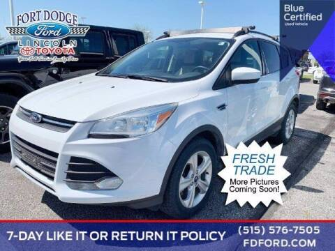 2013 Ford Escape for sale at Fort Dodge Ford Lincoln Toyota in Fort Dodge IA