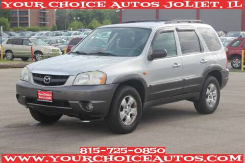 2004 Mazda Tribute for sale at Your Choice Autos - Joliet in Joliet IL