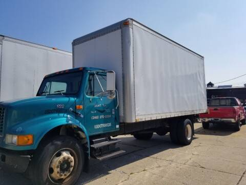 2000 International 4700 for sale at Madison Motor Sales in Madison Heights MI