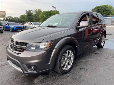 2017 Dodge Journey for sale at HUFF AUTO GROUP in Jackson MI