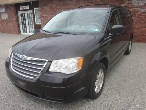 2010 Chrysler Town and Country for sale at Tewksbury Used Cars in Tewksbury MA
