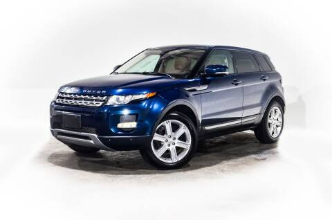 2012 Land Rover Range Rover Evoque for sale at CarXoom in Marietta GA