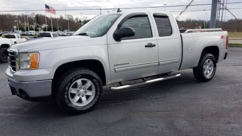 2011 GMC Sierra 1500 for sale at Moores Auto Sales in Greeneville TN