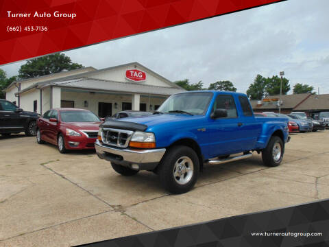 1999 Ford Ranger for sale at Turner Auto Group in Greenwood MS