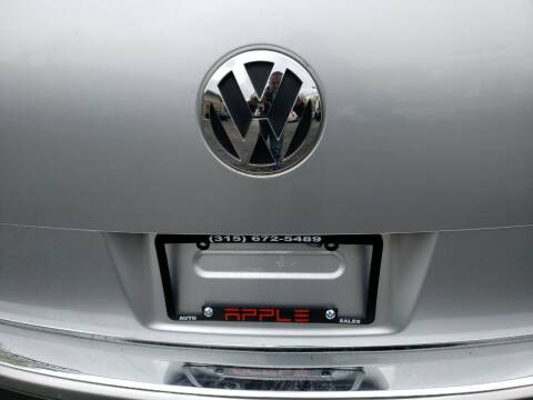 2010 Volkswagen Touareg for sale at Apple Auto Sales Inc in Camillus NY