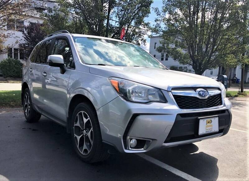 2014 Subaru Forester for sale at Ataboys Auto Sales in Manchester NH