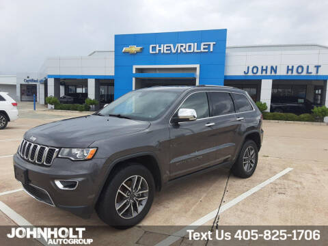 2020 Jeep Grand Cherokee for sale at JOHN HOLT AUTO GROUP, INC. in Chickasha OK