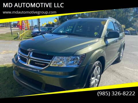 2019 Dodge Journey for sale at MD AUTOMOTIVE LLC in Slidell LA