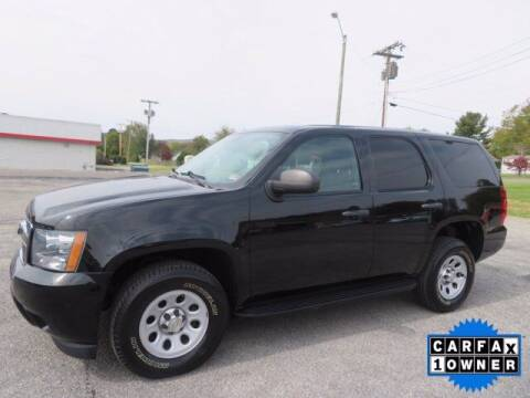 2014 Chevrolet Tahoe for sale at DUNCAN SUZUKI in Pulaski VA