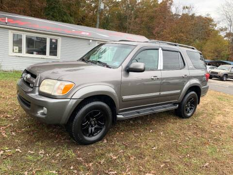 2006 Toyota Sequoia for sale at Manny's Auto Sales in Winslow NJ