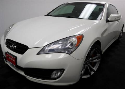 2011 Hyundai Genesis Coupe for sale at CarNova in Stafford VA