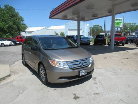 2013 Honda Odyssey for sale at Perfection Auto Detailing & Wheels in Bloomington IL