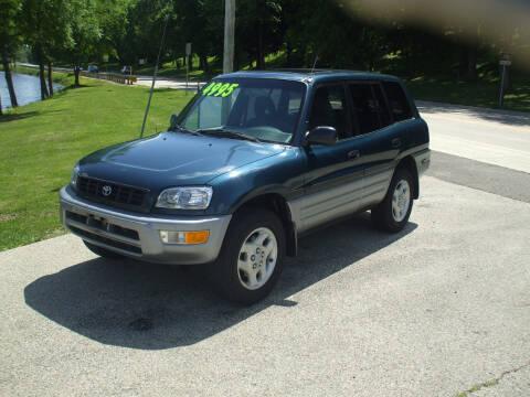 Used 2000 Toyota Rav4 For Sale Carsforsale Com