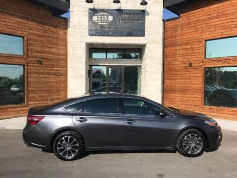 2016 Toyota Avalon for sale at Hamilton Motors in Lehi UT