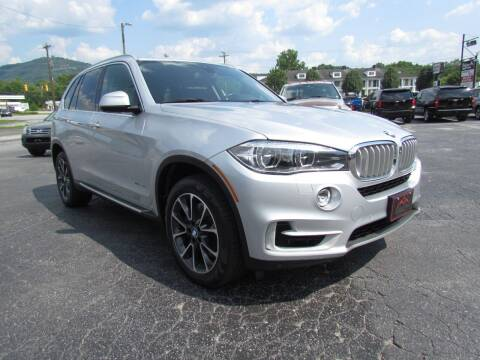2016 BMW X5 for sale at Hibriten Auto Mart in Lenoir NC