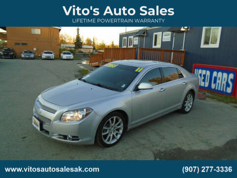 2011 Chevrolet Malibu for sale at Vito's Auto Sales in Anchorage AK