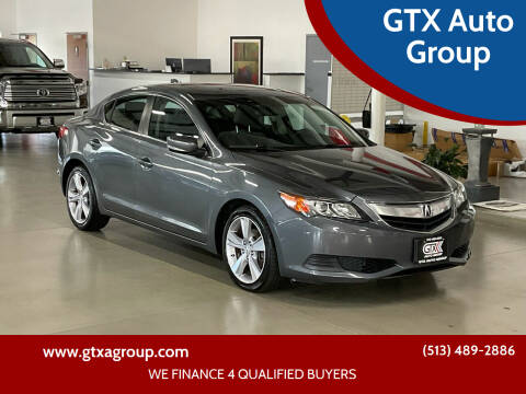 2014 Acura ILX for sale at GTX Auto Group in West Chester OH