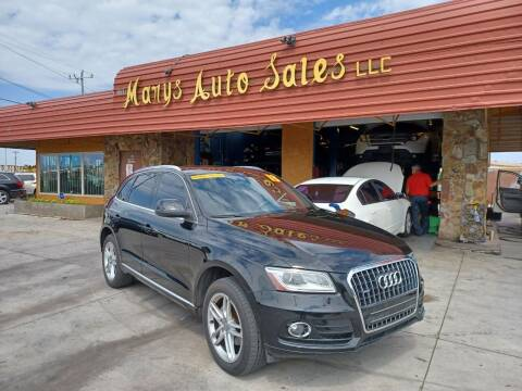 2013 Audi Q5 for sale at Marys Auto Sales in Phoenix AZ