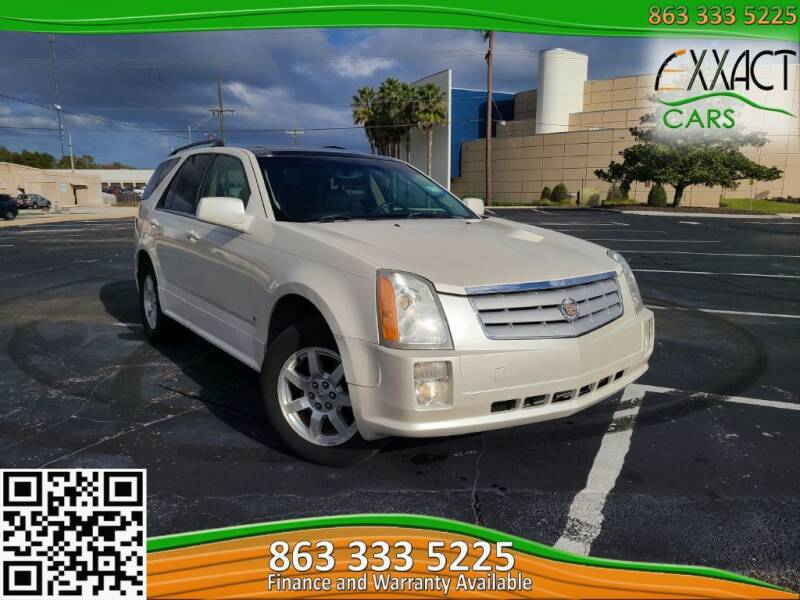 2007 Cadillac SRX for sale at Exxact Cars in Lakeland FL